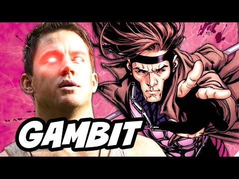 X Men Gambit Movie