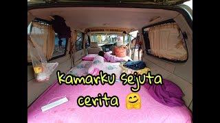 Download On trip to kebun teh | kijang campervan | kamar dimobil