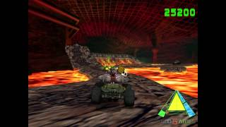 Red Dog: Superior Firepower - Gameplay Dreamcast HD 720P