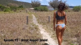 Gambar cover Sailing into Freedom   Episode 43 Plukky & the Italian crew in the Keppel Islands
