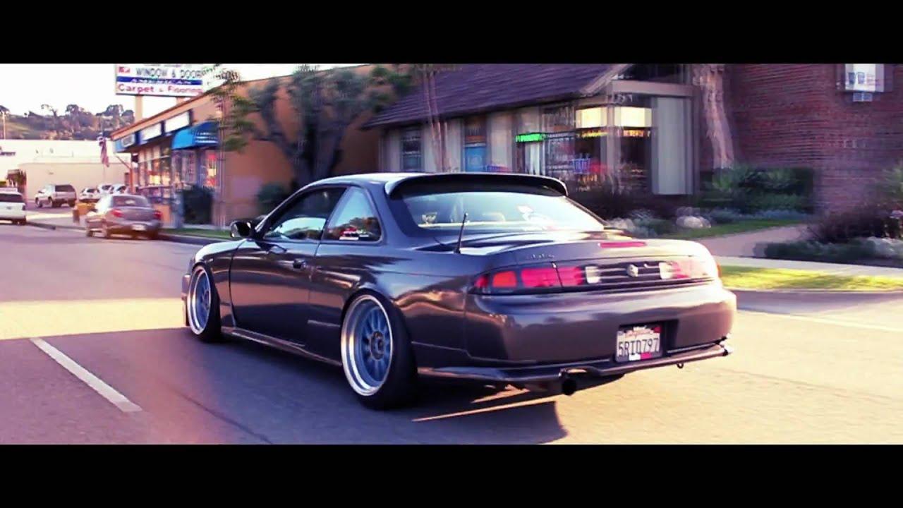 Jesse Budano | 1995 Nissan 240sx S14