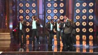 The Sing-Off - Jerry Lawson & Talk of the Town - (I Can't Get No) Satisfaction Resimi