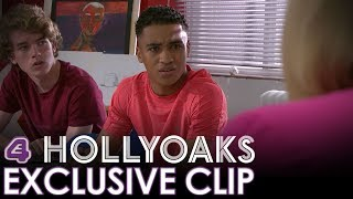 E4 Hollyoaks Exclusive Clip: Friday 22nd September