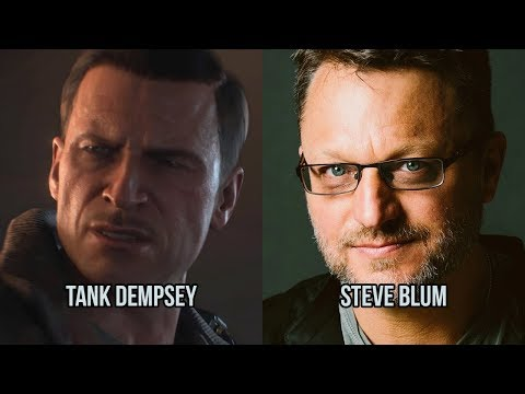 Characters and Voice Actors  Call of Duty: Black Ops 4 Zombies