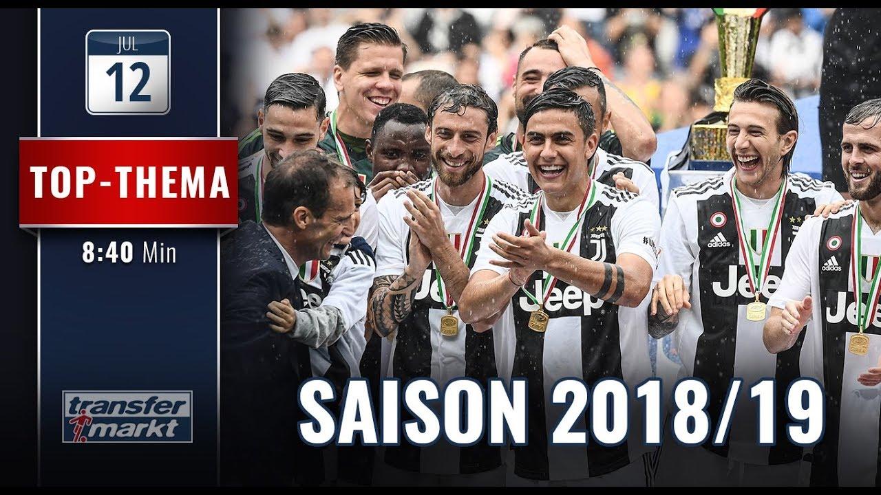 Juventus Turin Transfermarkt