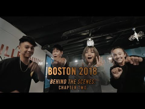 Alexander Chung presents BOSTON 2018 | Chapter Two