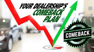 Your Dealership's Comeback Plan: Reboot and Reinvent To Face the Health Crisis and Speed Up Recovery