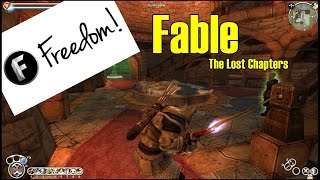 Fable The Lost Chapters - Meu save - MattDaniels ;)
