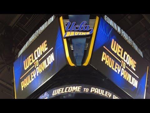 Welcome Home to New Pauley Pavilion