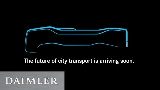 Daimler Buses   The future of city transport | Teaser