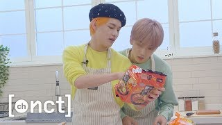 CHENLE's Ramyeon Recipe Revealed! (Feat. Asst. JISUNG-ie) | CHENJI's This and That Ep. 13