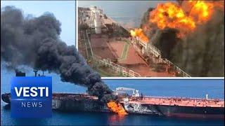 Same Playbook Used Over and Over Again! US Always Stages False Flag Ship Sinkings to Start War!
