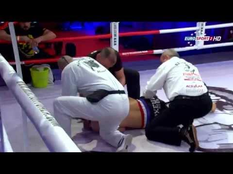Tuinov Vladislav, Russia vs Kasim Ayik, Turkey Mixfight Gala