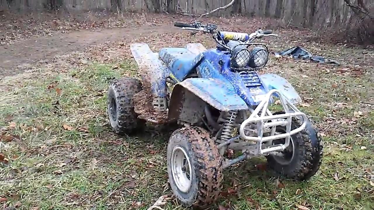 Yamaha Warrior 350 Review