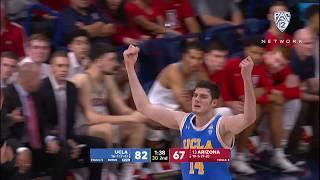 Highlights: UCLA Wins at No. 13 Arizona, 82-74