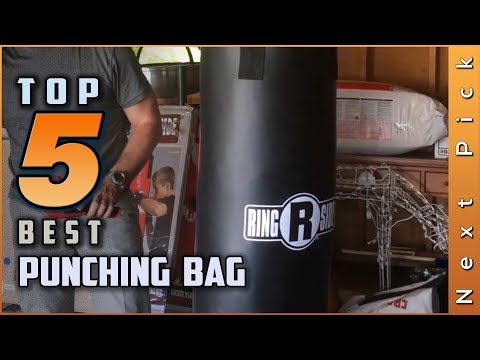 Top 5 Best Punching Bags Review in 2020