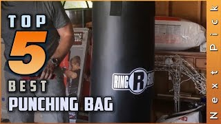 Top 5 Best Punching Bags Review in 2021
