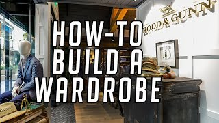 How to Build a NEW Wardrobe || 5 Things You Should Know First || Men
