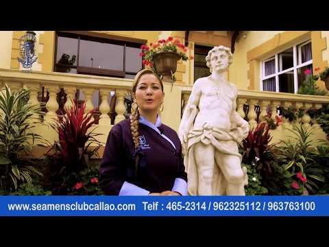 Video Promocional del HOTEL BOUTIQUE Seamens Club Callao