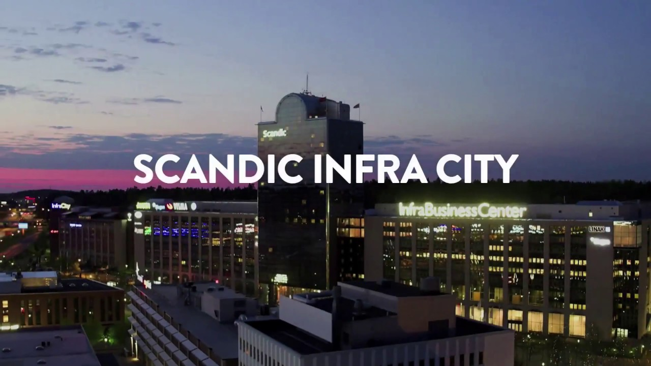 scandic city