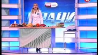 Маргарита Королева в программе Врачи  Разгрузочный.ру