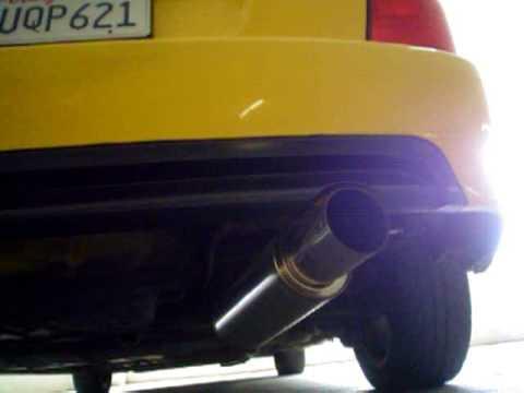 Protege5 w/ HKS Hi-Power Exhaust & Header