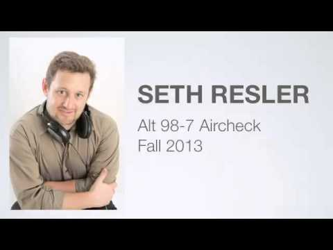 Seth Resler - Los Angeles Aircheck