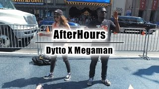 Video AfterHours | Dytto x MegaMan | Dance Freestyle download MP3, 3GP, MP4, WEBM, AVI, FLV September 2018
