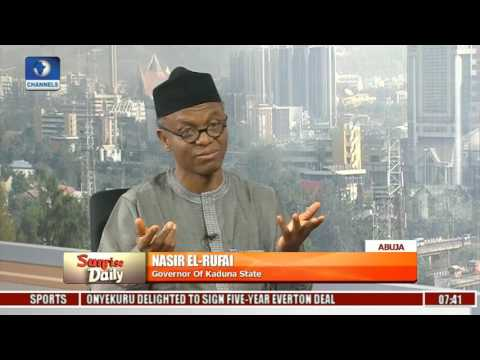 National Minimum Wage Should Not Be In The Exclusive List -  El-Rufai