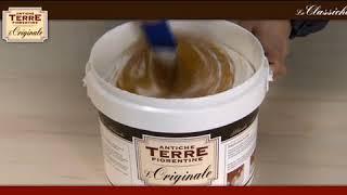 L'Originale ATF Candis (Оригинал Кандис- English) | Видео урок по нанесению декоративной краски