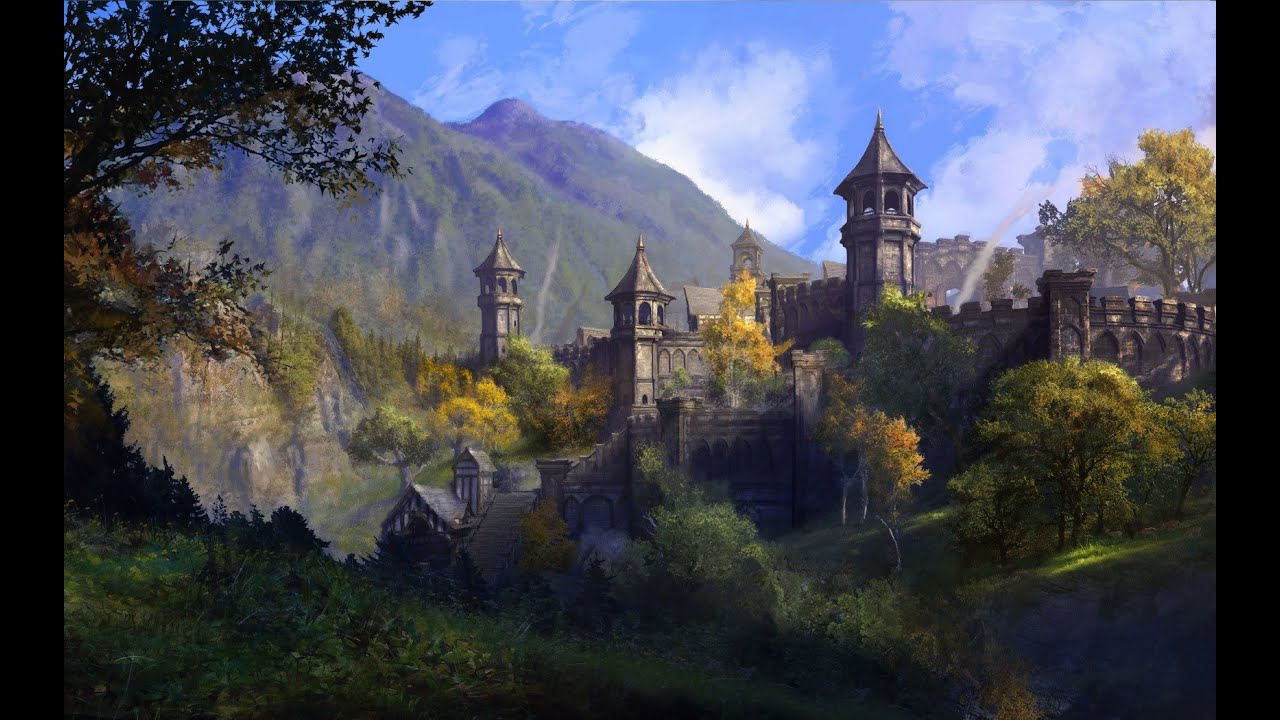 The Elder Scrolls Online: Glenum CE Treasure Map Location on