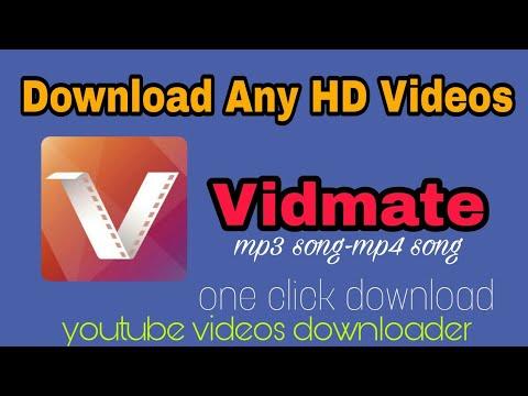 How to download HD videos  Best video downloader(Vidmate)