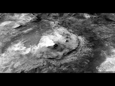 🔥MARS The Absolute Best Proof Of Alien Structures In The 100's  Right In Your Face! HD