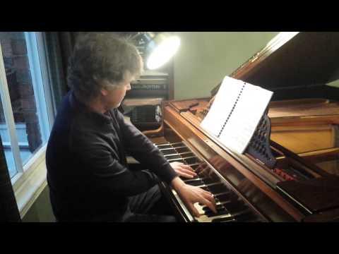 """Composer Richard Knight plays """"Spinning"""""""