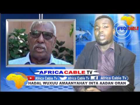QODOBADA WARKA AFRICA CABLE TV BY SHAASHAA 3 05 2017