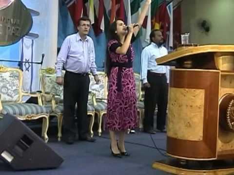 Tamara Novaes - Faz Chover Ministração Na MMGP