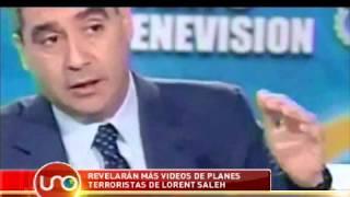 Revelarán más videos de planes terroristas de Lorent Saleh