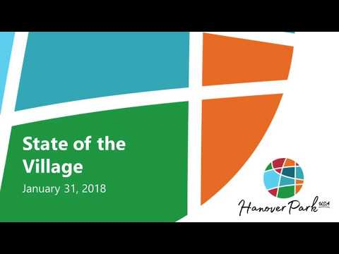 2018 State of the Village