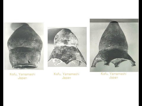 3099【07B改重】Jomon Earthenware as Vimana Rocket Theory縄文土器(神=亀=瓶)=ロケット説by Hiroshi Hayashi, Japan