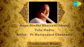 dhun pandit hariprasad chaurasia raga sindhi bhairavi