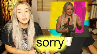 why I shouldn't have accepted Shane's Streamy Award