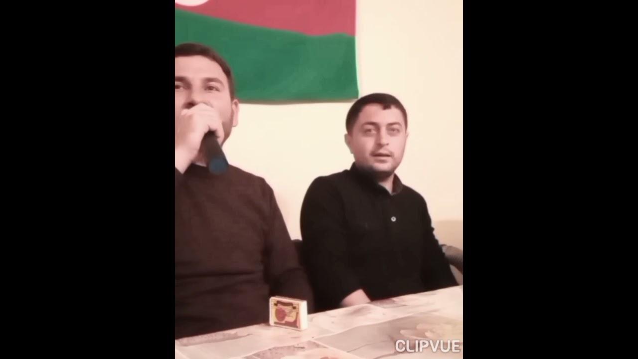 Elvin Qaradağlı Meyxana 2021 (Video Audio Official)