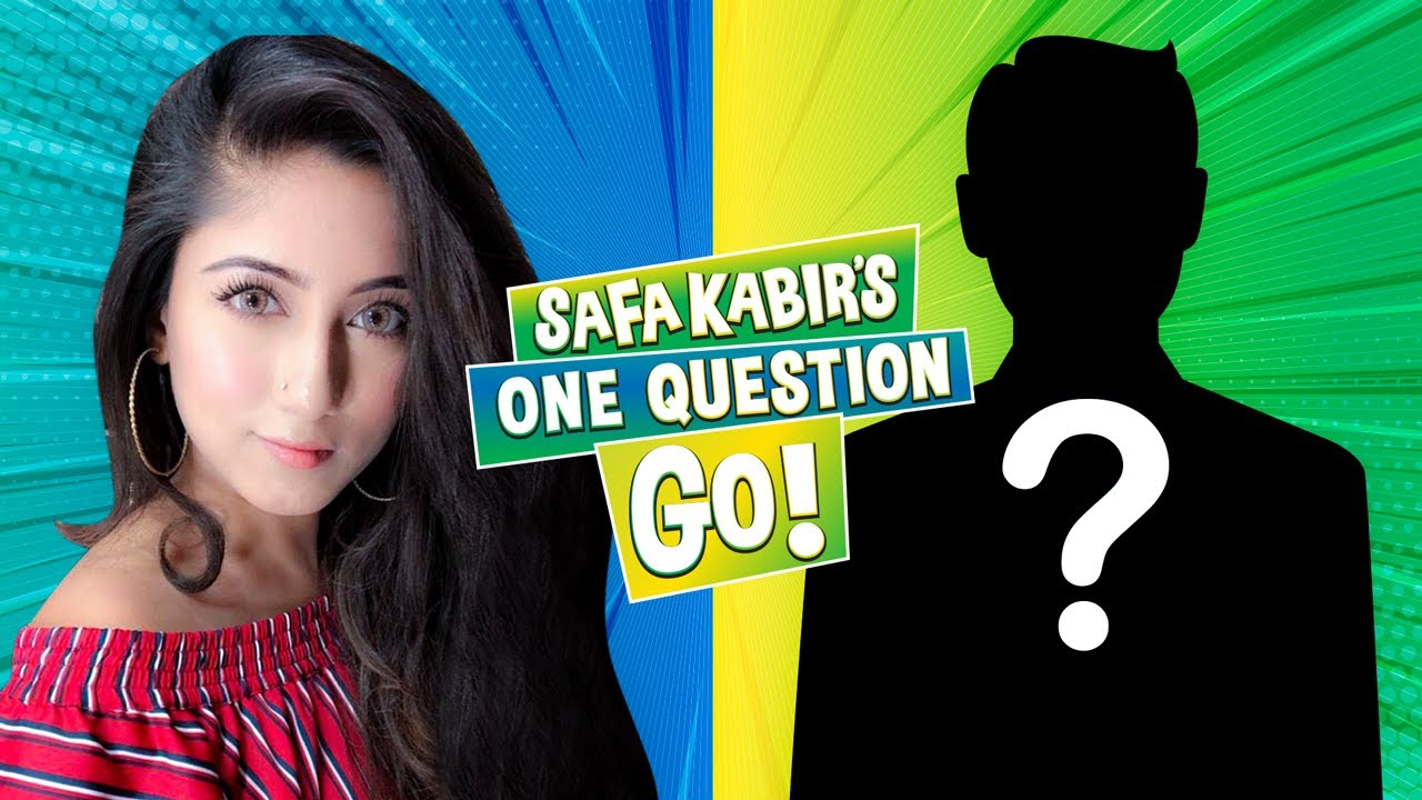 Safa Kabir's One Question Go Live! | Episode 5