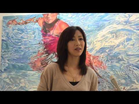 上越市で個展開催の城戸真亜子さんにインタビュー
