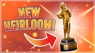 Unlocking the Mirage HEIRLOOM!!! - Apex Legends Lost Treasures