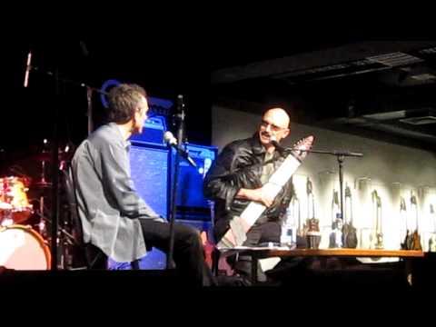 Tony Levin - Explains the Chapman Stick