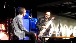 Tony Levin - Explains the Chapman Stick