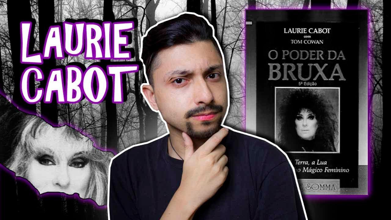 livro o poder da bruxa laurie cabot