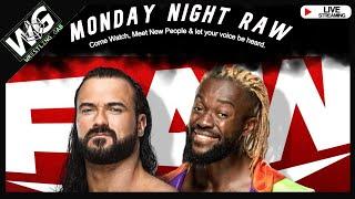 Drew McIntyre vs Kofi Kingston Monday Night WWE RAW May 31st 2021