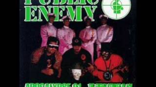 Public Enemy - How to Kill a Radio Consultant (Apocalypse 91...The Enemy Strikes Back)